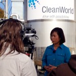 Ruiohing Zhang, global leading researcher in anaerobic digestion technology